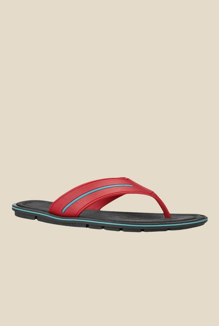 Tresmode Goa Red Thong Sandals