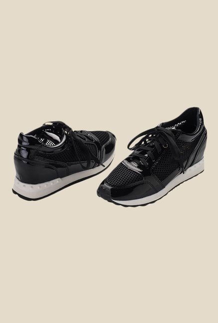 Tresmode Tianli Black & White Sneakers