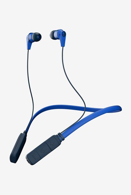 Skullcandy S2IKW-J569 Ink'd Bluetooth W/Mic (Blue)