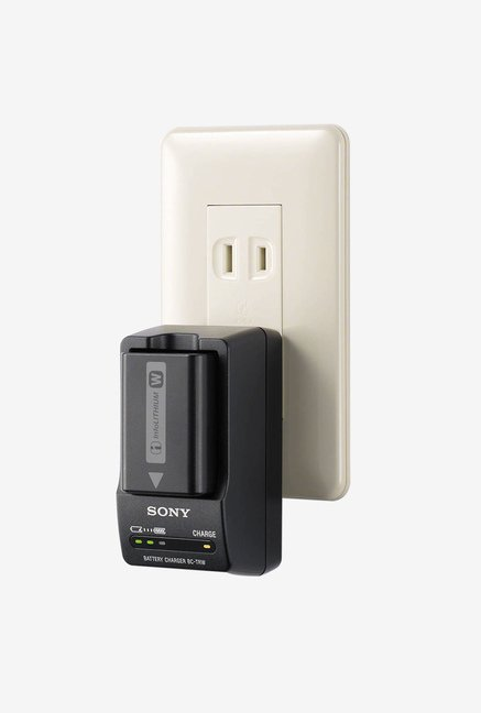 Sony BC-TRW Battery Charger (Black)