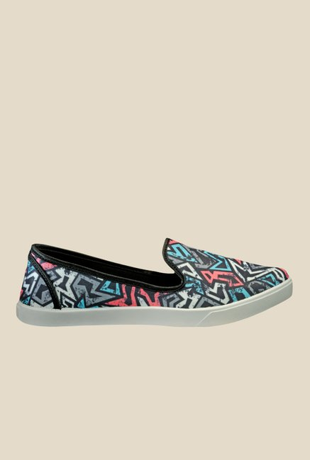 Juan David Multicoloured Casual Plimsolls