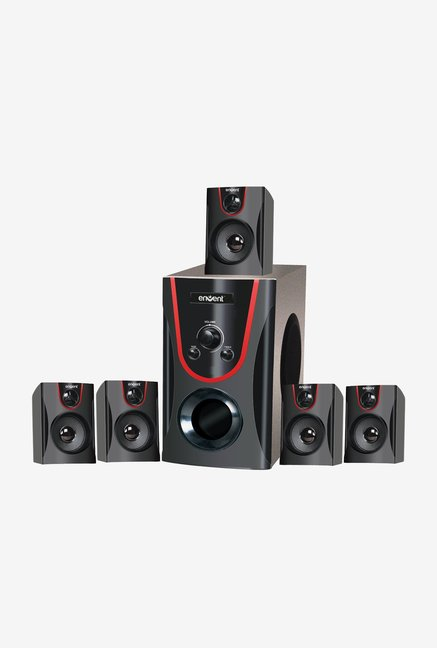 Envent High 5 Lite Home Audio 5.1 Speaker (Black)
