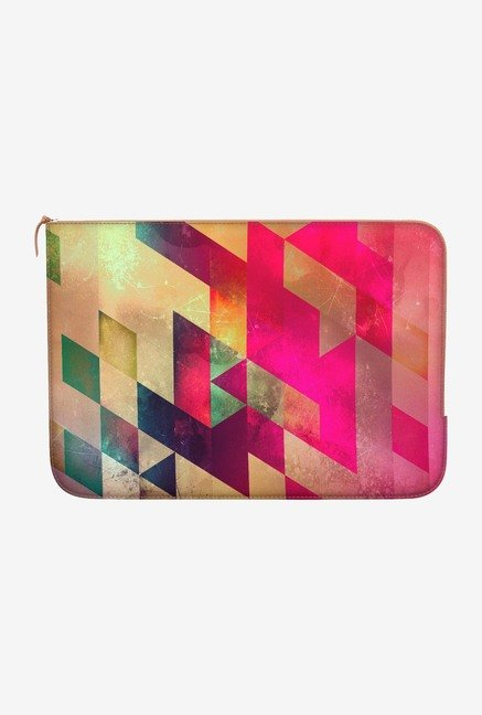 "DailyObjects Syx Nyx Macbook Air 11"" Zippered Sleeve"