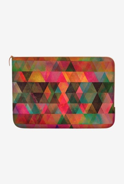 "DailyObjects Symmyr Bryyzz Macbook Pro 15"" Zippered Sleeve"