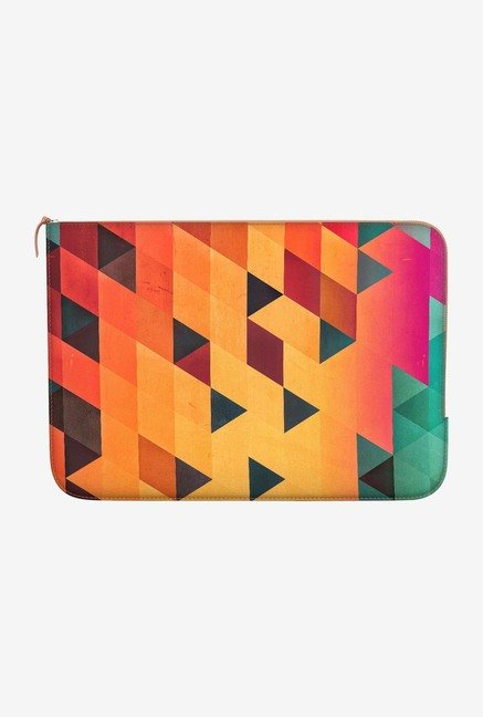 "DailyObjects Synsyt Stryp Macbook Pro 13"" Zippered Sleeve"