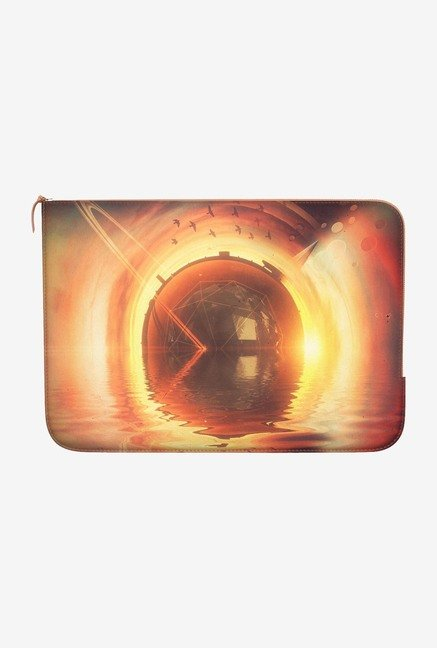 "DailyObjects Sytyrnyylya Macbook Air 13"" Zippered Sleeve"