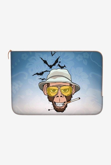 DailyObjects Monkey Las Vegas Macbook Pro 13 Zippered Sleeve