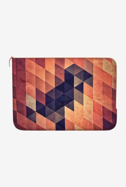 "DailyObjects Myybz Macbook Air 11"" Zippered Sleeve"