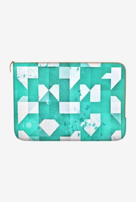 "DailyObjects Pypyr Glyczyr Macbook Pro 15"" Zippered Sleeve"