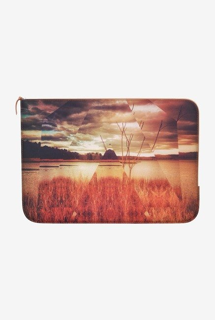 "DailyObjects Pyrmyd Stylk Macbook Air 11"" Zippered Sleeve"