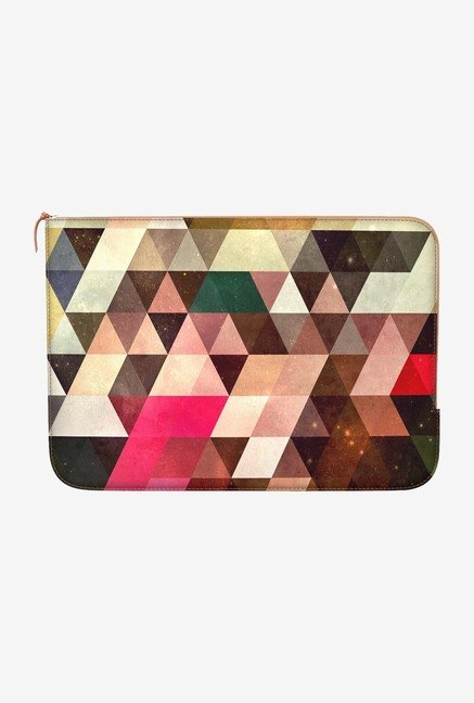 "DailyObjects Pyrty Xyn Macbook Pro 15"" Zippered Sleeve"