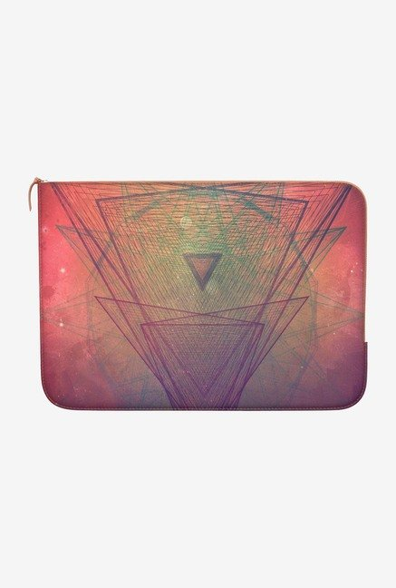 "DailyObjects Pyrymyd Xrayyll Macbook Pro 13"" Zippered Sleeve"