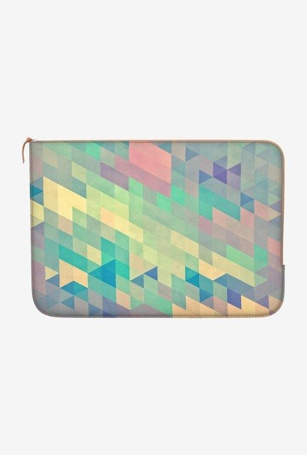 "DailyObjects Pystyl Xpyce Macbook Air 13"" Zippered Sleeve"
