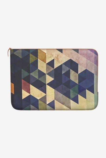 "DailyObjects Plyzz Macbook Pro 13"" Zippered Sleeve"