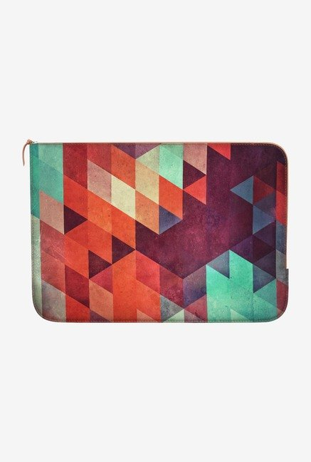 "DailyObjects Lyzyyt Macbook Pro 13"" Zippered Sleeve"