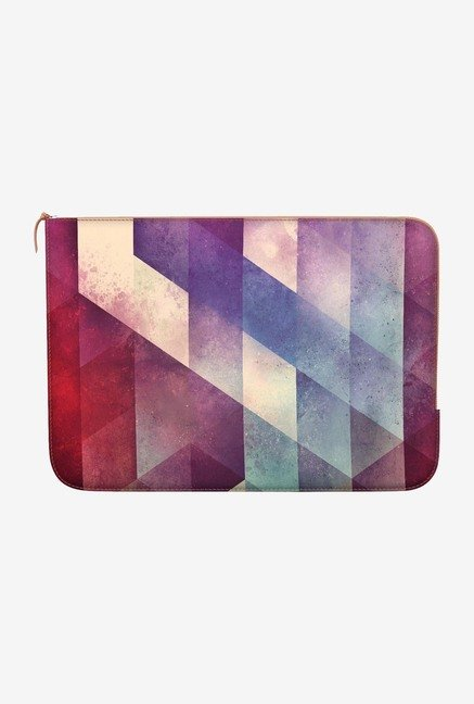 "DailyObjects Ryd Jyke Macbook Pro 15"" Zippered Sleeve"