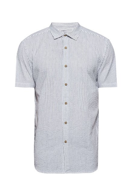 Westsport by Westside White Regular Fit Shirt