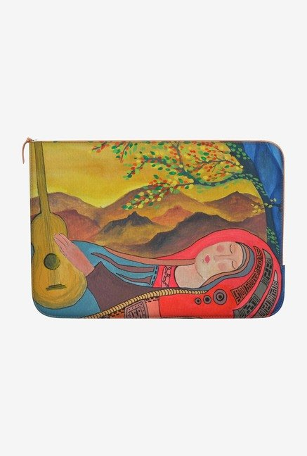 "DailyObjects Sofia Dreams Macbook Air 13"" Zippered Sleeve"