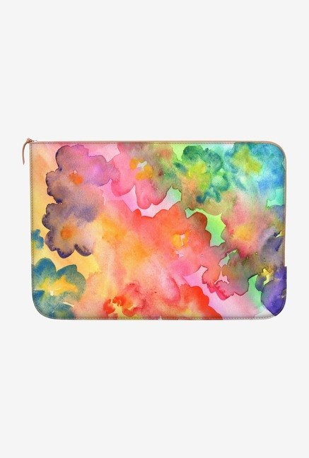 "DailyObjects Spring Colours Macbook Air 13"" Zippered Sleeve"