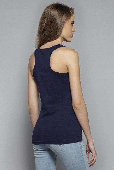 Nuon by Westside Navy Lexi Tank Top