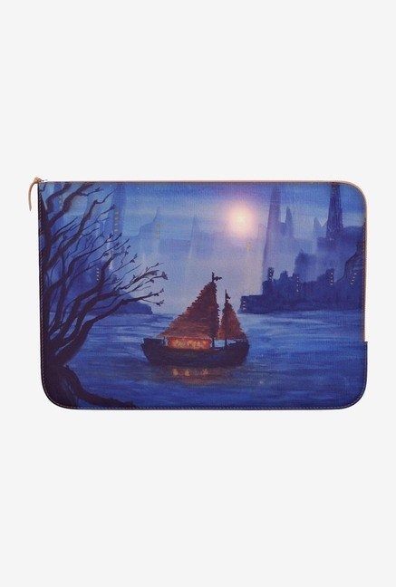 "DailyObjects Songs Of The Sea Macbook 12"" Zippered Sleeve"