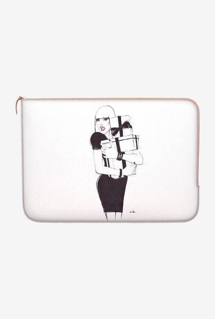 "DailyObjects Spoiled Macbook Air 11"" Zippered Sleeve"