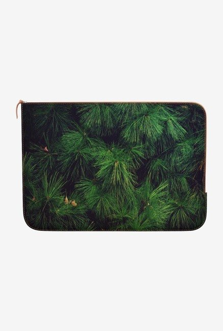 "DailyObjects Strong Wind Macbook 12"" Zippered Sleeve"