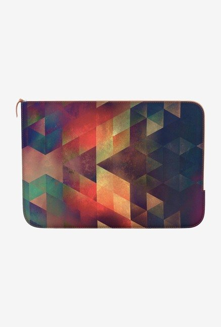 "DailyObjects Strype Splyt Macbook Air 11"" Zippered Sleeve"