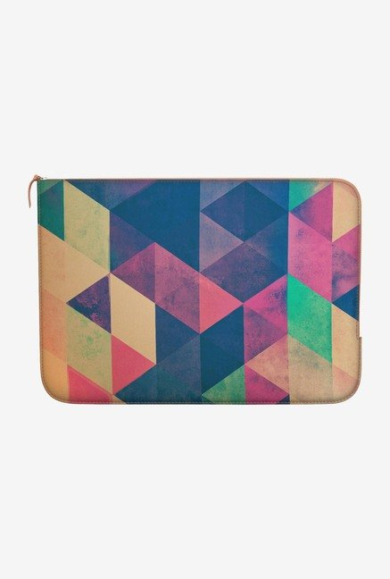 "DailyObjects Stykk Macbook Air 11"" Zippered Sleeve"