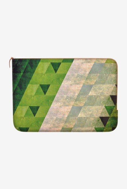 "DailyObjects Styp N Rypyyt Macbook Air 11"" Zippered Sleeve"