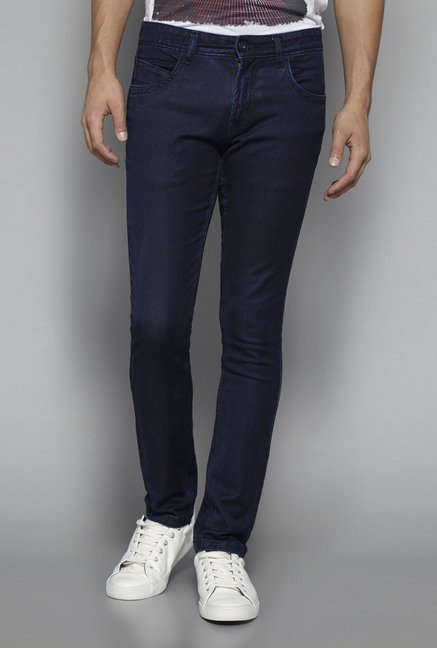 Nuon by Westside Navy Hendrix Raw Denim Jeans