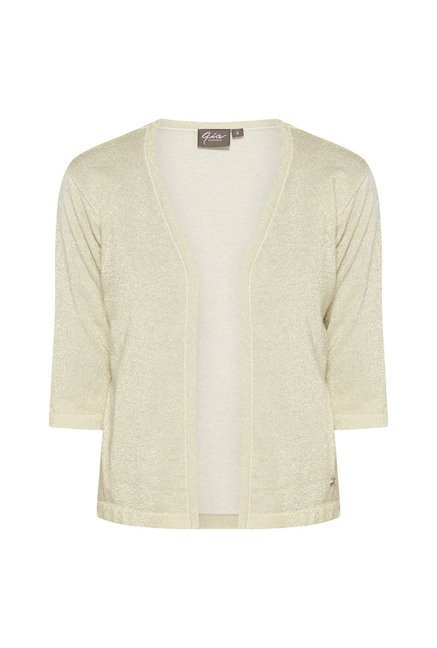 Gia by Westside Gold Cotton Shrug