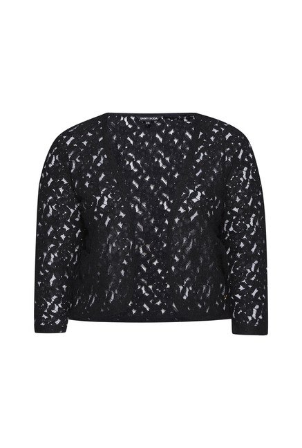 Sassy Soda by Westside Black Lace Hayley Shrug