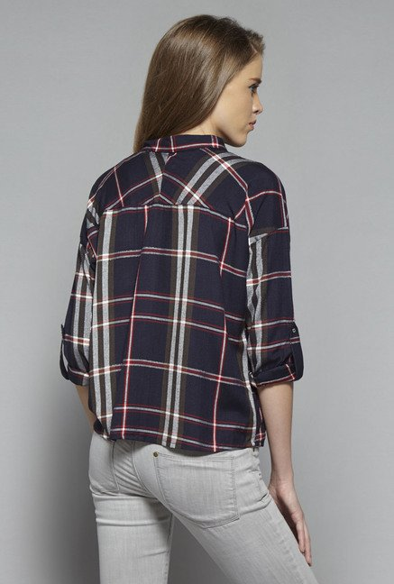 Nuon by Westside Navy Bethany Shirt
