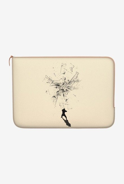 "DailyObjects Ninja Moves Macbook Air 11"" Zippered Sleeve"