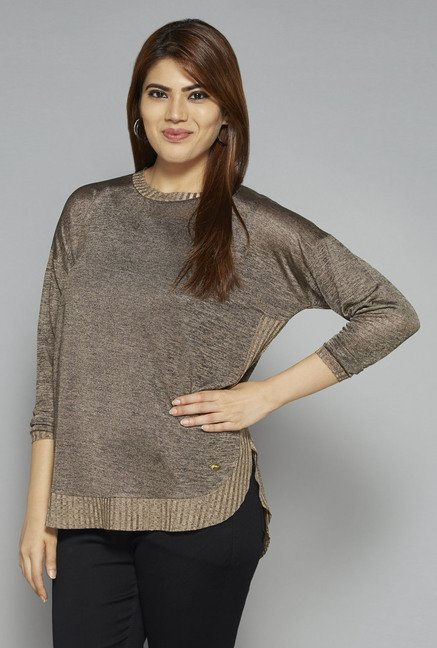 Gia by Westside Gold Solid Top