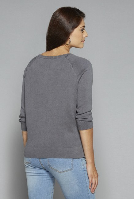 LOV by Westside Grey Sarah Top