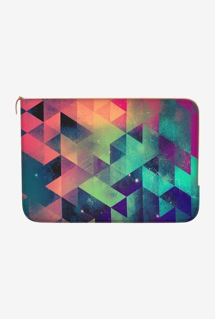 "DailyObjects Nyyt Tryp Macbook Air 13"" Zippered Sleeve"