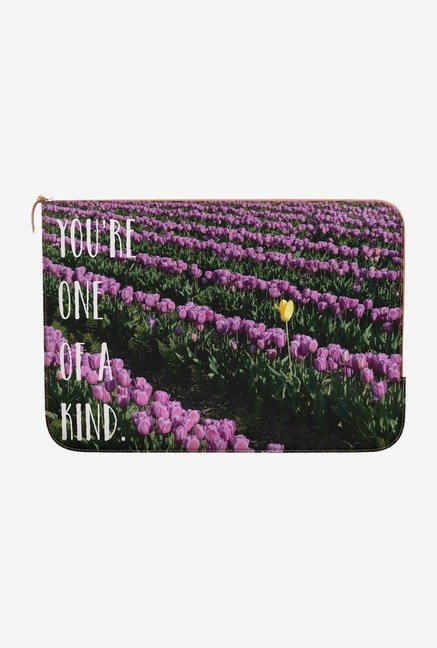 "DailyObjects One Of Kind Macbook Air 13"" Zippered Sleeve"