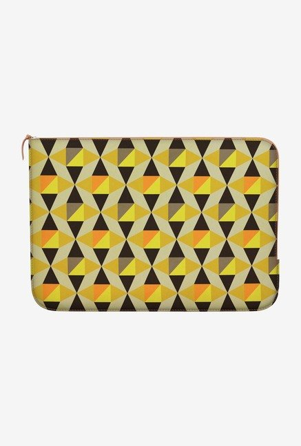 "DailyObjects Onyx Macbook Air 11"" Zippered Sleeve"