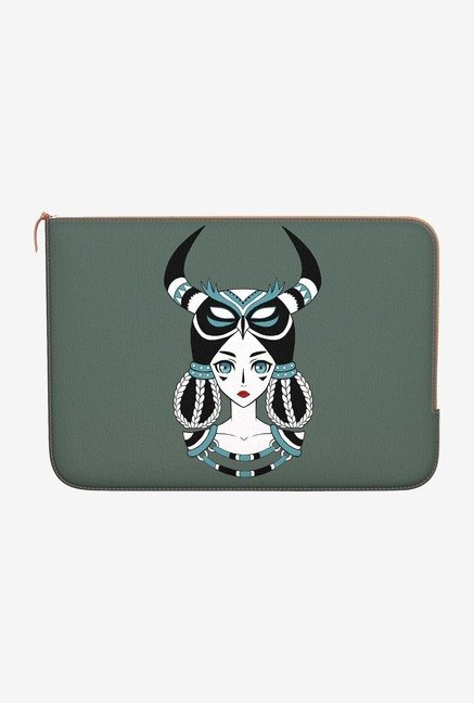 "DailyObjects Owl Tribe Macbook Pro 15"" Zippered Sleeve"