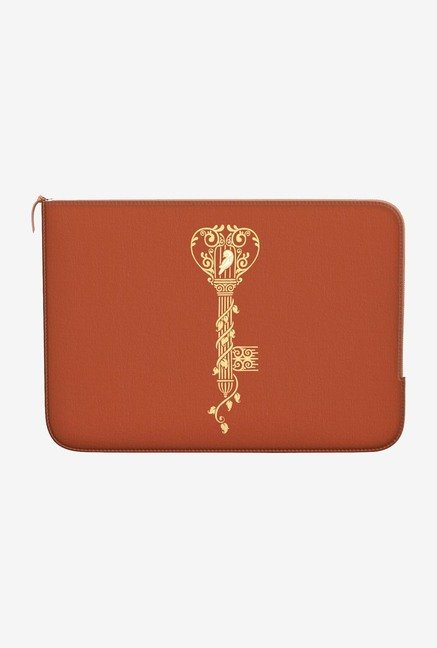 "DailyObjects Prisoner Macbook Air 13"" Zippered Sleeve"