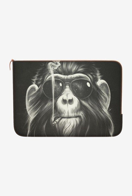 "DailyObjects Smoke Em Macbook Pro 15"" Zippered Sleeve"