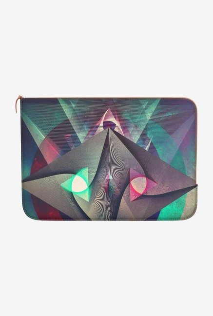 "DailyObjects Rybwwt Macbook Air 11"" Zippered Sleeve"
