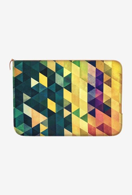 "DailyObjects Ryx Hyx Macbook Air 13"" Zippered Sleeve"