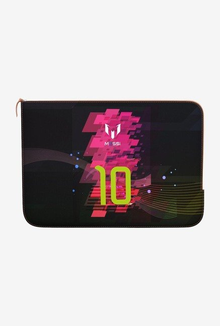 "DailyObjects Messi Chaos Macbook Pro 15"" Zippered Sleeve"