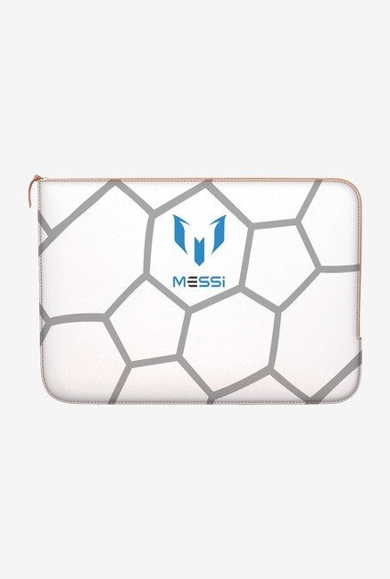 "DailyObjects Messi Honeycomb Macbook Air 11"" Zippered Sleeve"