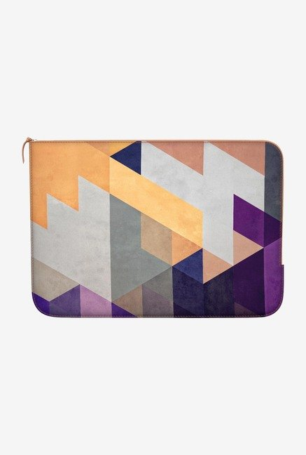 "DailyObjects Pyych Macbook Air 13"" Zippered Sleeve"
