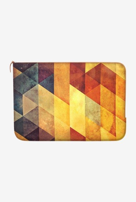 "DailyObjects Shyyv Macbook Air 13"" Zippered Sleeve"