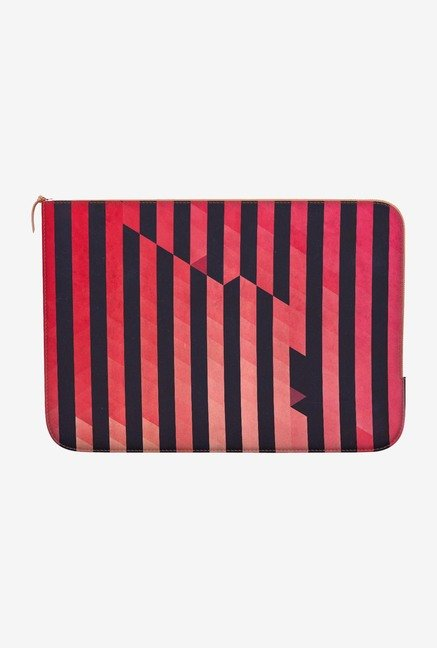 "DailyObjects Slyg Stryyp Macbook Pro 13"" Zippered Sleeve"